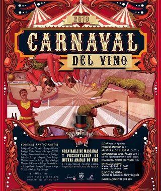 Carnaval del vino en Haro