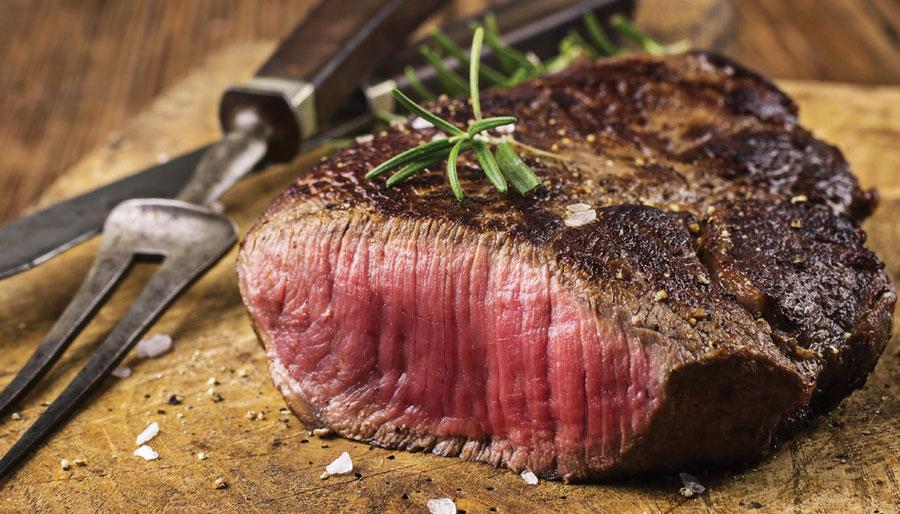 Búfalo, la carne que gana terreno