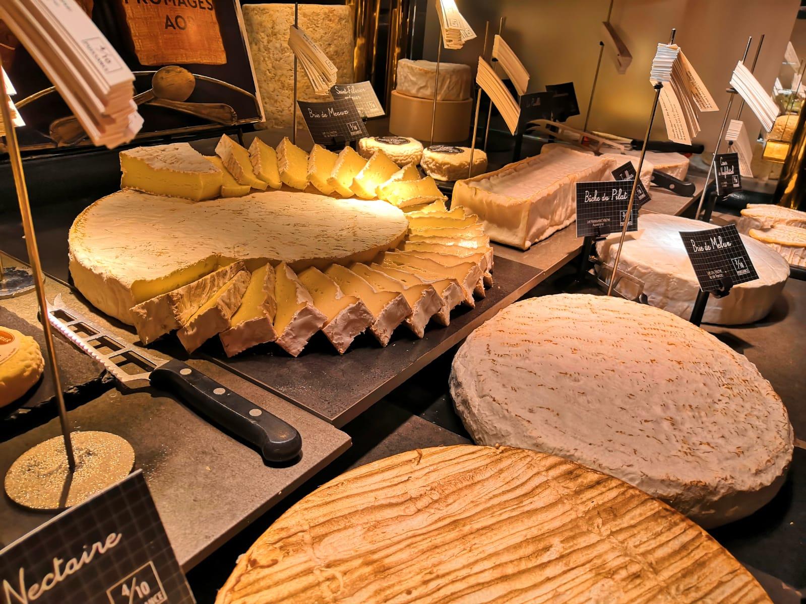 Narbona, capital del queso