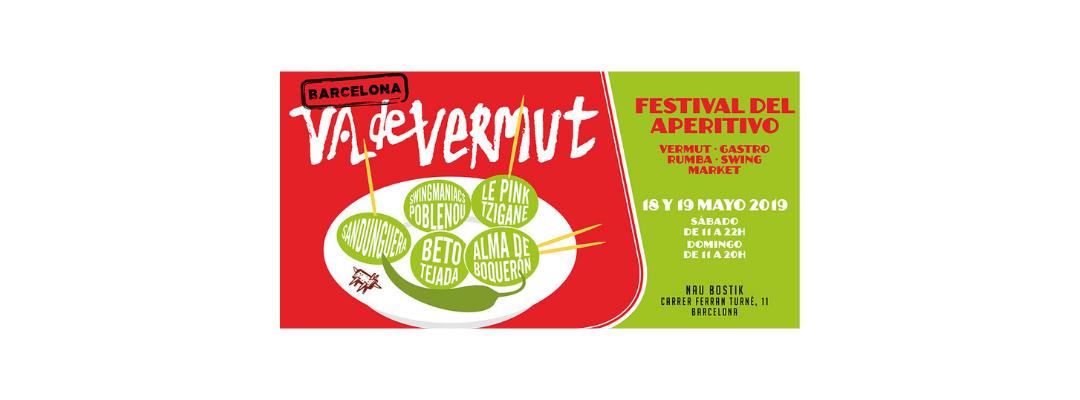 Barcelona Vadevermut 2019  Festival de l'Aperitiu