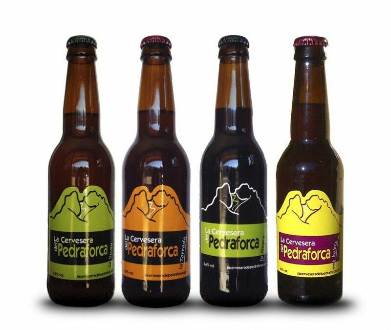 Visita guiada y cata de la Cerveza Pedraforca