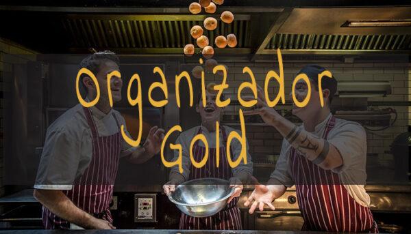 Publicidad organizador gold