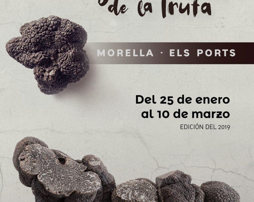 XVI Jornadas de la Trufa Morella-Els Ports