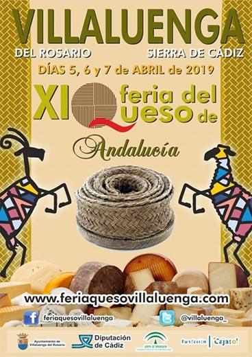 XI Feria del Queso de Villaluenga del Rosario