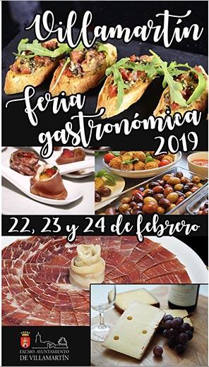 Villamartín Feria Gastronómica 2019