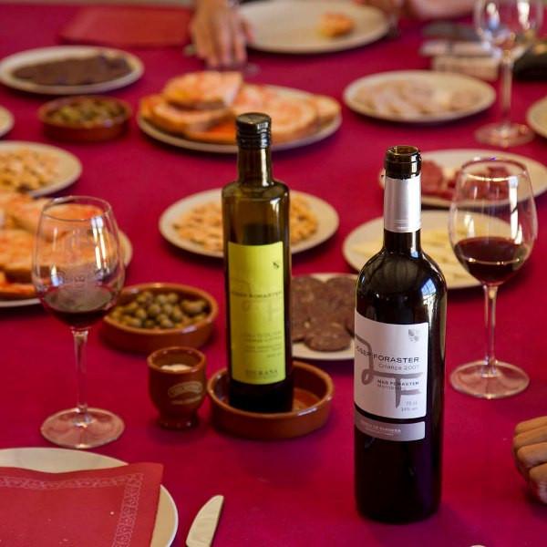 Desayuno-Maridaje + Visita Celler Josep Foraster