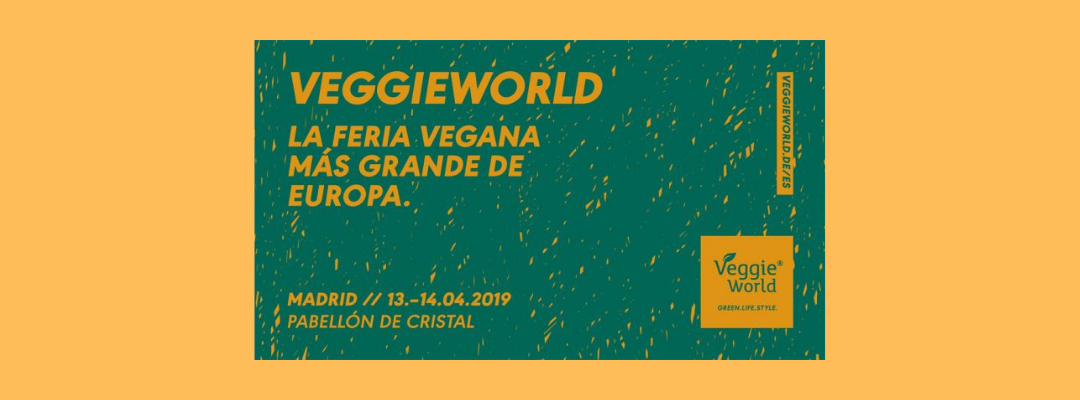 La feria VeggieWorld Madrid 2019