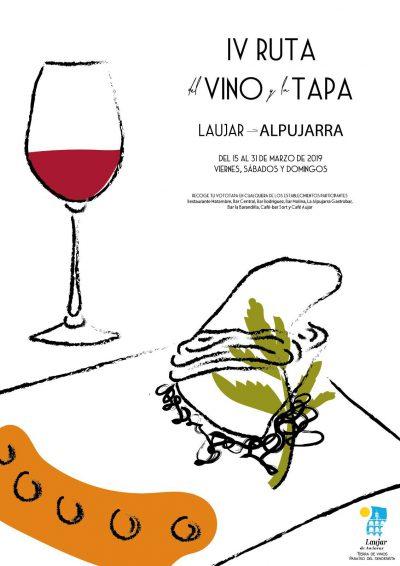 IV Ruta del Vino y la Tapa Laujar-Alpujarra