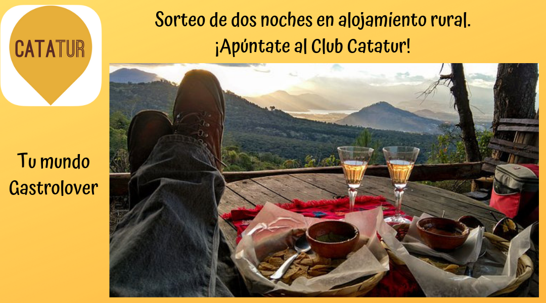 Consigue un fin de semana rural con Catatur