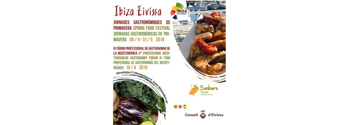 Ibiza Sabor 2019- IV Foro de Gastronomía del Mediterráneo