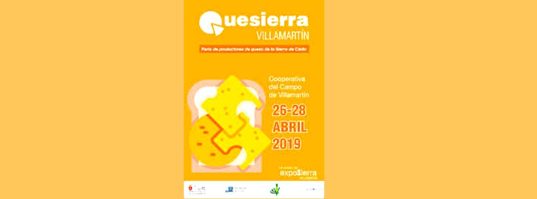 EXPOSIERRA Y QUESIERRA 2019 DE VILLAMARTÍN