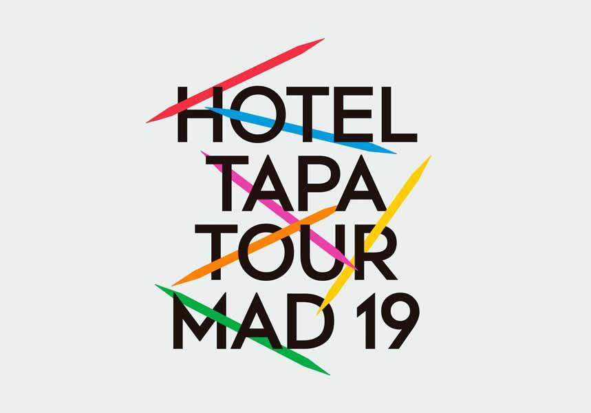 Hotel Tapa Tour Primavera 2019, festival de tapas gourmet en Madrid