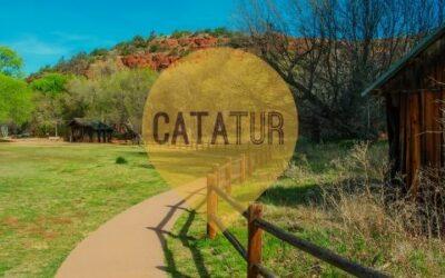 Catatur sortea alojamiento de turismo rural