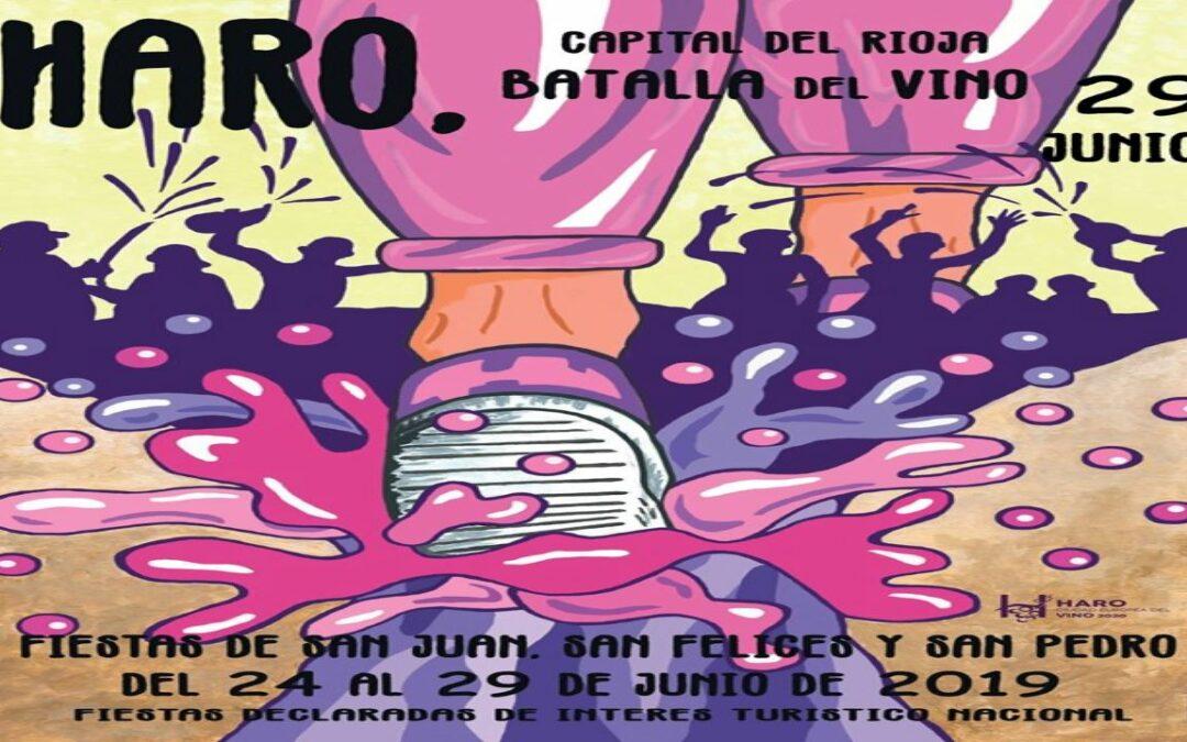 La Batalla del Vino – Haro (La Rioja)