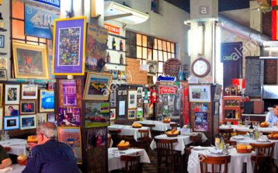 La Boca, barrio de tango, fútbol y cantinas