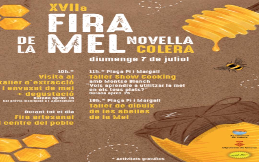 XVIIª Fira de la Mel Novella a Colera