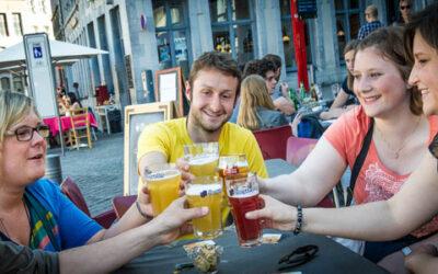 Valonia , visita obligada para los cerveceros