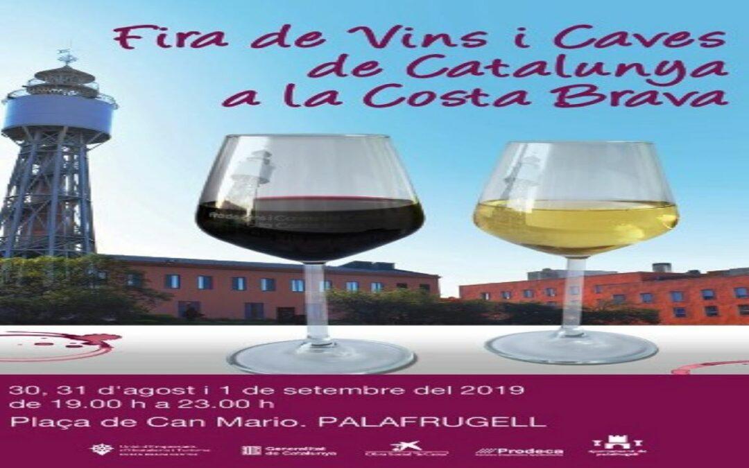 39a Fira de Vins i Caves de Catalunya a la Costa Brava