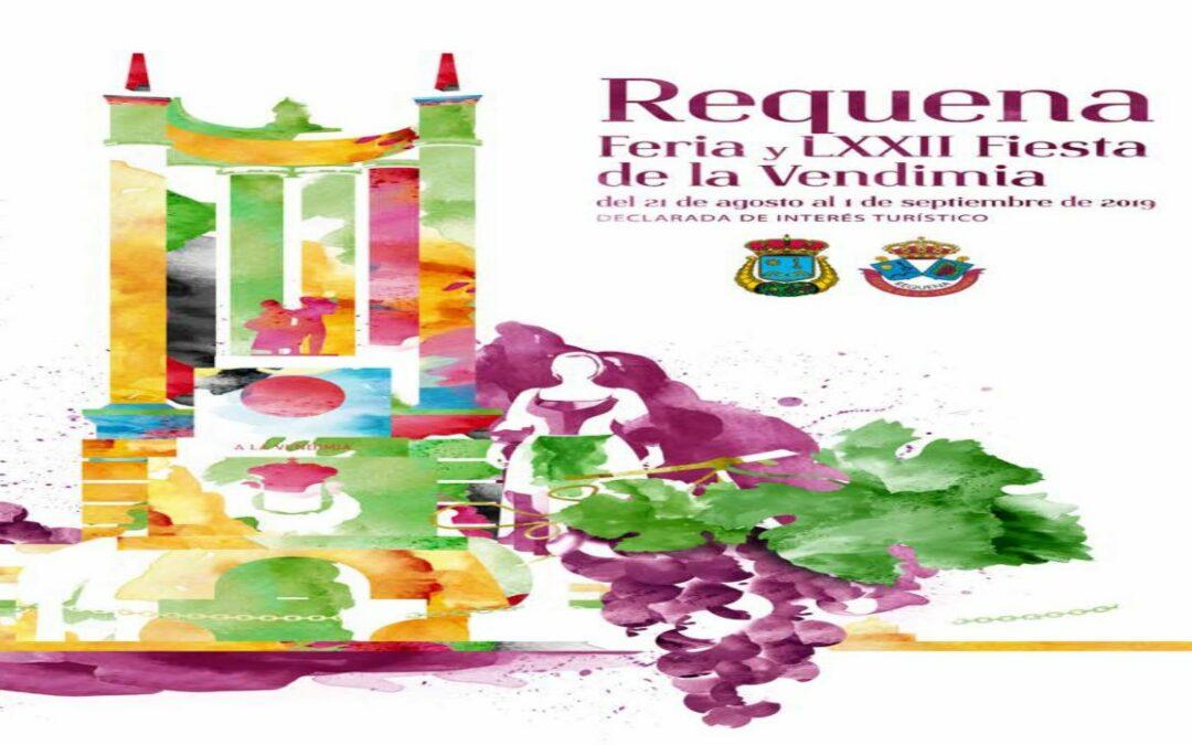 Feria y LXXII Fiesta de la Vendimia de Requena.