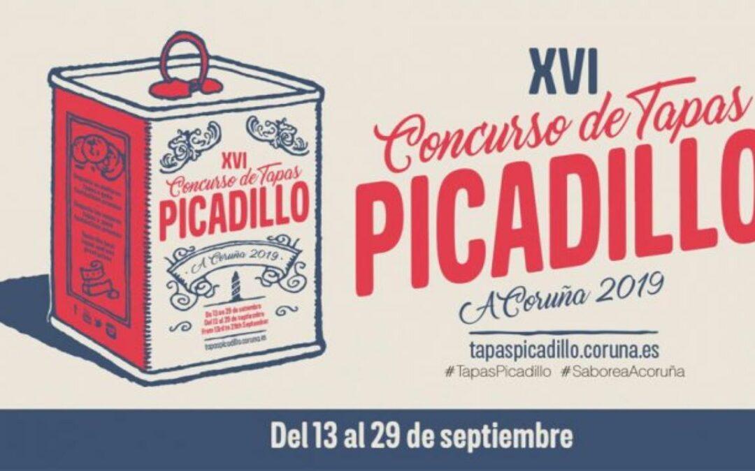 XVI Concurso de Tapas Picadillo 2019 de A Coruña