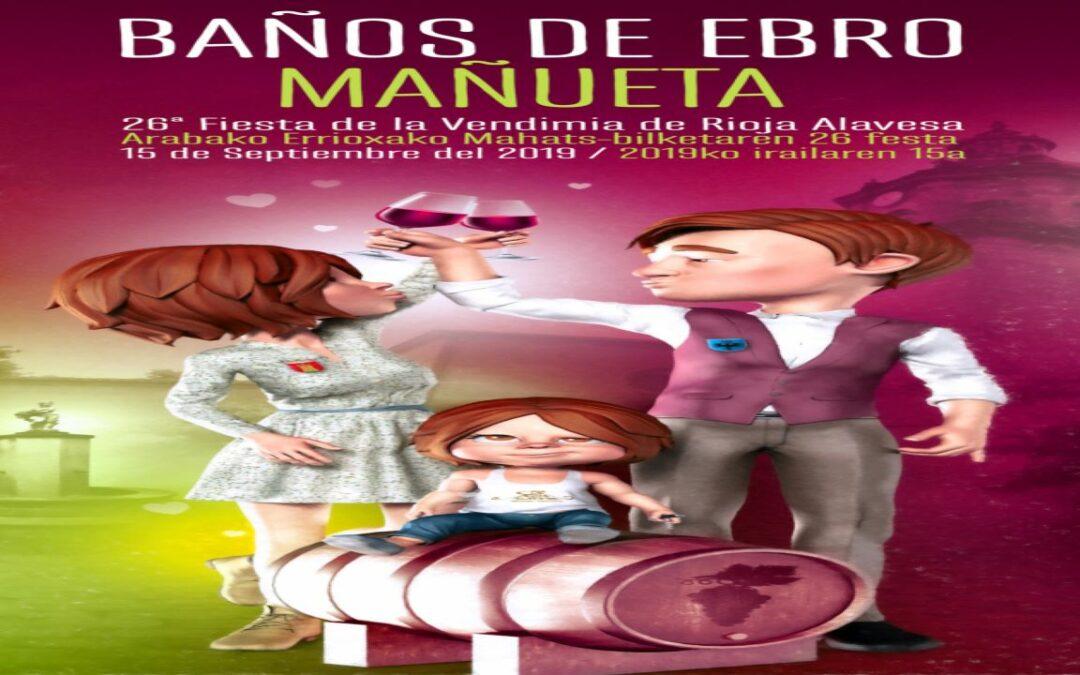 26ª Fiesta de la Vendimia de Rioja Alavesa