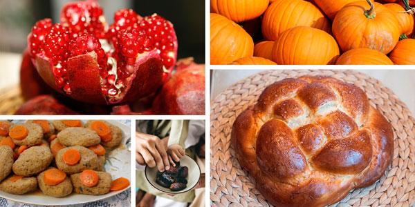 Descubre los platos típicos del año nuevo judío
