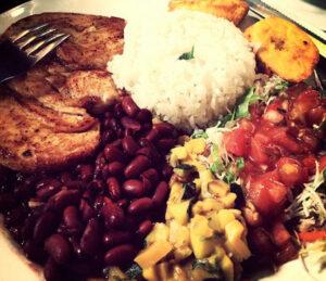 La gastronomía de Costa Rica