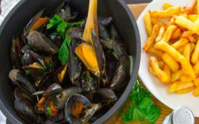 La gastronomía belga
