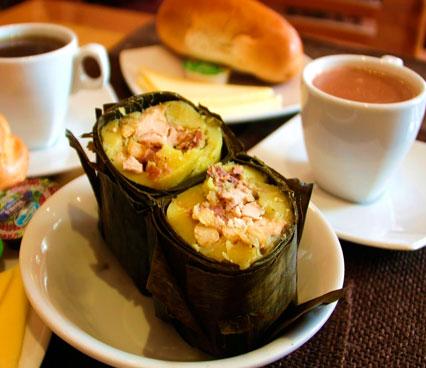 Gastronomía colombiana: platos de Chitaga