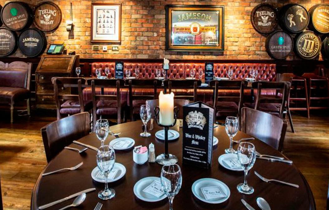 Algunos restaurantes recomendados en Irlanda