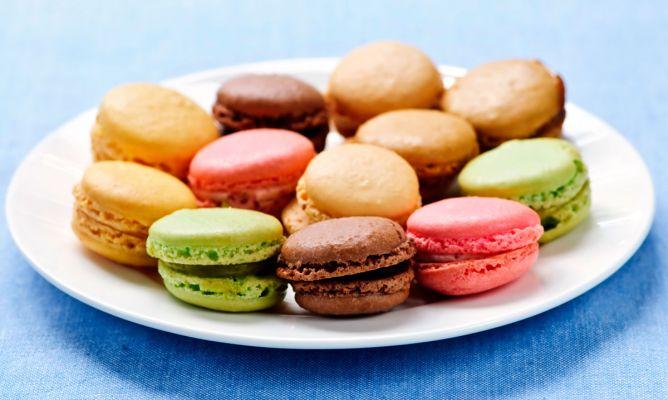 macarons francia