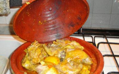 La gastronomía marroquí, rica y diversa