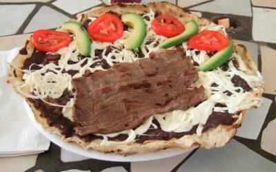 De turismo gastronómico en Oaxaca