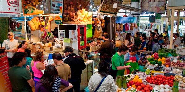Mercados de México, herencia prehispánica