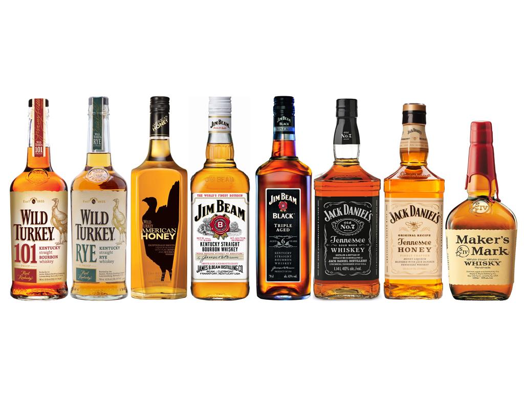 whisky americano EEUU