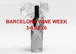 Barcelona Wine Week 2020