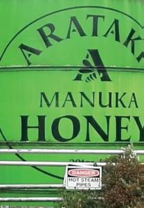 Depósitos miel de manuka
