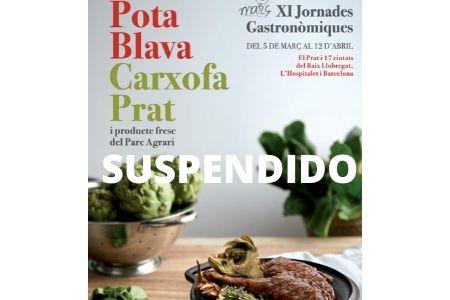 XI Jornades Gastronòmiques Pota Blava i Carxofa Prat