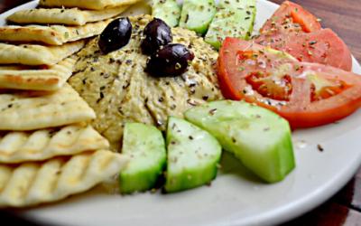 Platos vegetarianos de Israel. Deliciosos!