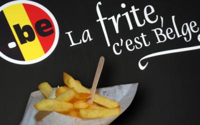 Las patatas fritas, tesoro gastronómico de Valonia