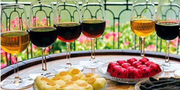 Vino combina con Portugal