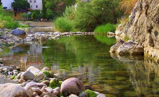 aguas termales La Rioja