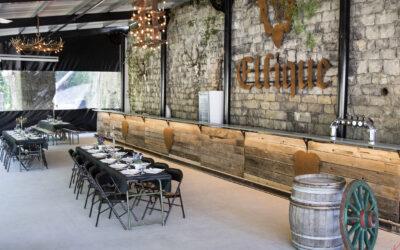 Cervezas belgas de leyenda en una barra particular