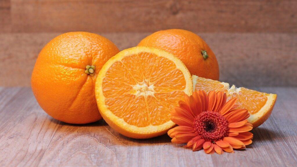 ruta de las naranjas