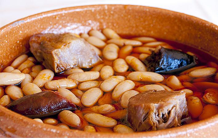VII Ruta de la Fabada, un plato mundial